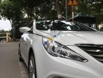 Xe Hyundai Sonata Y20 sản xuất 2010, màu trắng, nhập khẩu