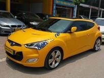 Bán xe Hyundai Veloster GDI đời 2011, màu vàng, nhập khẩu chính hãng