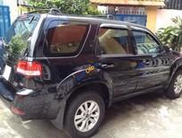 Bán Ford Escape 2.3L năm 2011, màu đen