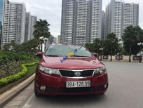 Bán Kia Forte SLi đời 2009, màu đỏ, xe nhập, giá tốt