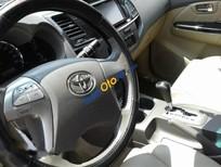 Cần bán xe Toyota Fortuner V đời 2012, màu bạc số tự động