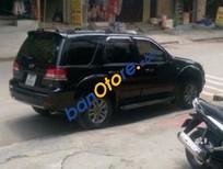 Cần bán xe Ford Escape 2.3 AT sản xuất năm 2009, màu đen
