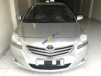 Cần bán Toyota Vios E đời 2010, màu bạc chính chủ, giá 390tr