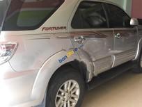 Cần bán lại xe Toyota Fortuner năm 2012, màu bạc số tự động giá cạnh tranh