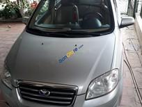 Bán Daewoo Gentra SX sản xuất năm 2009, màu bạc