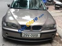 Cần bán BMW 325i 2.4 AT đời 2004, màu nâu, 350 triệu