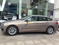 Bán ô tô BMW 3 Series 320i GT năm 2016, màu xám, xe nhập