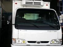 Xe đông lạnh Kia K165 tải 2 tấn, âm 18 độ, xe tải kia đông lạnh Thaco K165, xe tải đông lạnh đi thành phố K165