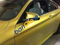 Cần bán gấp BMW M4 sản xuất năm 2016, màu vàng, nhập khẩu nguyên chiếc