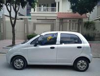 Bán Daewoo Matiz Van sản xuất 2009, màu bạc, xe còn quá đẹp, nội ngoại thất khỏi chê