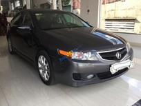 Cần bán gấp Acura TSX đời 2007, nhập khẩu chính hãng