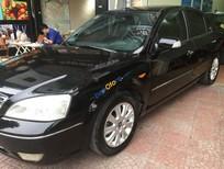 Cần bán lại xe Ford Mondeo 2.5 V6 năm 2007, màu đen