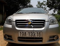Cần bán xe Daewoo Gentra SX sản xuất 2009, giá 213tr