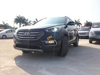 [Giải Phóng] Bán xe Hyundai Santa Fe 2017 full option LH ngay 0904.567.697 để nhận được ưu đãi tốt nhất