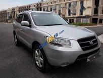Cần bán gấp Hyundai Santa Fe năm 2008, màu bạc, nhập khẩu nguyên chiếc số sàn, 445 triệu