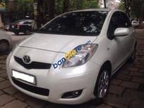 Bán Toyota Yaris AT sản xuất 2010, màu trắng, giá chỉ 480 triệu