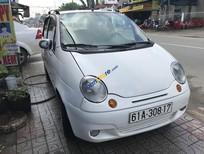 Cần bán xe Daewoo Matiz năm 2005, màu trắng còn mới, 100tr