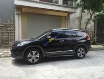 Xe Honda CR V 2.4AT sản xuất 2014, màu đen