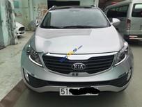 Xe Kia Sportage 2.0AT sản xuất năm 2011, màu bạc, nhập khẩu