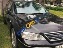 Bán Ford Mondeo 2003, màu đen, số tự động, đã đi 60000 km