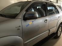 Cần bán xe Toyota Fortuner G sản xuất năm 2010, màu bạc