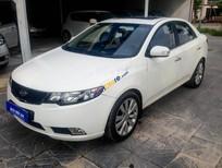 Cần bán lại xe Kia Forte SLi năm sản xuất 2009, màu trắng