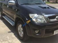 Cần bán xe Toyota Hilux 2009, màu đen, chính chủ