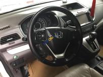 Bán xe Honda CR V 2.0AT năm 2013, màu trắng số tự động, 791 triệu
