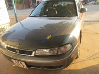 Gia đình bán xe Mazda 626 năm sản xuất 1995, màu xám, nhập khẩu