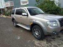 Cần bán Ford Everest 4x2MT năm sản xuất 2008, màu bạc