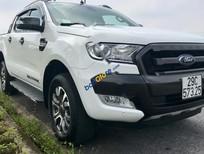 Bán Ford Ranger Wildtrak 3.2l đời 2015, màu trắng, nhập khẩu