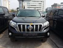Bán xe Toyota Prado động cơ Diezel, màu đen, nhập khẩu nguyên chiếc Châu Âu - LH: 0982156767