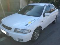 Bán xe Mazda 323F sản xuất năm 1999, màu trắng, nhập khẩu