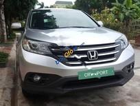 Bán Honda CR V 2.4 năm sản xuất 2013, màu bạc, giá 788tr