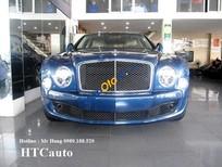 Bentley Mulsanne Speed 2016 nhập mới