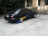 Bán ô tô Daewoo Leganza năm sản xuất 2000, màu đen, giá chỉ 108 triệu