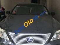 Cần bán gấp Lexus LS 600HL năm 2007, màu đen