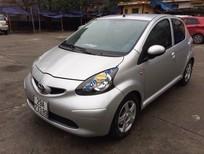 Cần bán lại xe Toyota Aygo năm sản xuất 2007, màu bạc, nhập khẩu