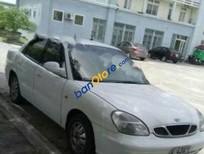 Bán Daewoo Nubira sản xuất 2000, màu trắng