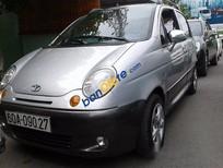 Bán ô tô Daewoo Matiz SE năm 2008, màu bạc