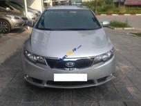 Cần bán lại xe Kia Cerato 1.6AT năm 2011, màu bạc, xe nhập