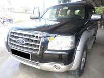 Cần bán Ford Everest 4x2MT sản xuất năm 2009, màu đen