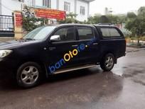 Xe Toyota Hilux MT sản xuất 2009, màu đen, nhập khẩu nguyên chiếc, 375tr