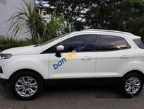 Bán xe Ford EcoSport AT đời 2015, màu trắng