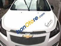 Chính chủ bán Chevrolet Cruze MT đời 2013, màu trắng, 410tr