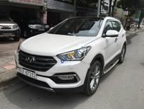 Việt Nguyên Auto bán xe Hyundai Santa Fe MPI 2.4L 4WD 2016, màu trắng
