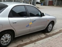 Cần bán lại xe Daewoo Nubira II sản xuất 2003, màu bạc