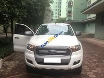 Bán Ford Ranger XLS MT sản xuất 2015, màu trắng, nhập khẩu