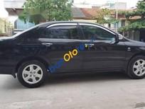 Cần bán gấp Toyota Corolla Altis đời 2005, màu đen giá cạnh tranh