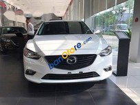 Bán Mazda 6 sản xuất 2016, màu trắng, xe mới